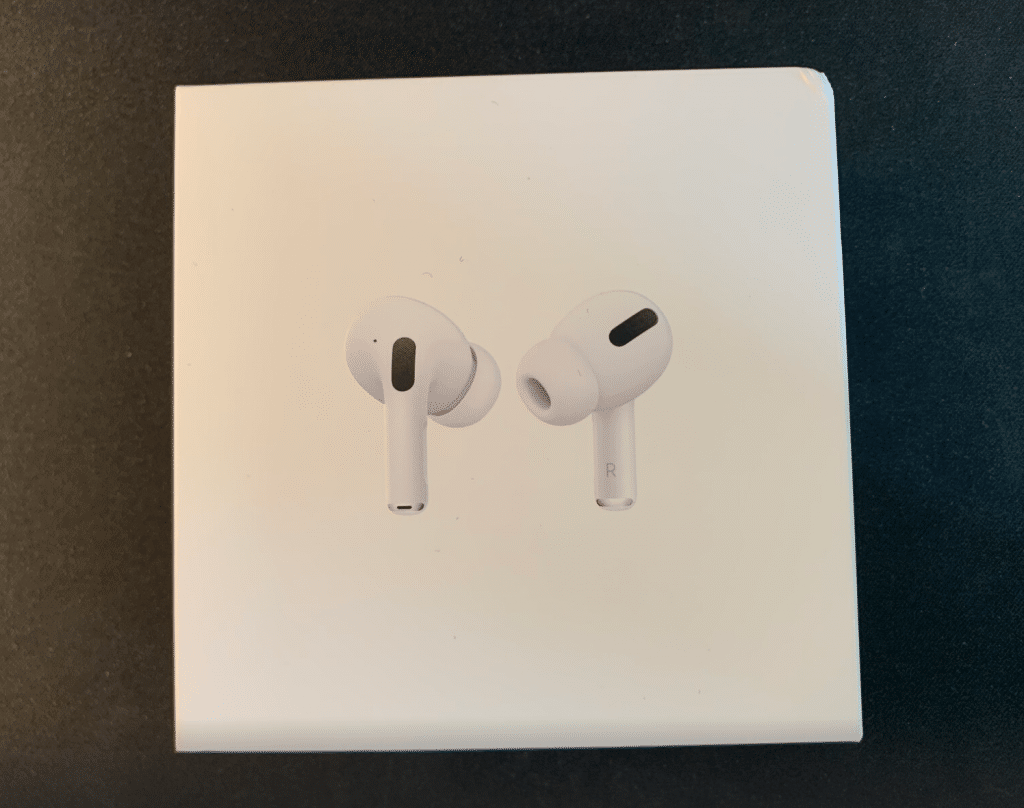 Airpods pro开箱