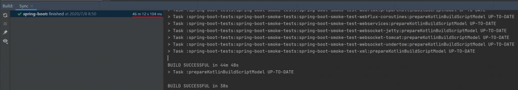 【每日阅读】2020年7月8日-springboot源码clone到本地